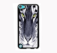 The Tiger Staring Design  Aluminum High Quality Case for iPod Touch 5