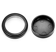Sports Camera Professional Protective Plastic Lens Cover Cap Set + UV Filter for Xiaomi Yi