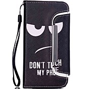 Expression Pattern Two-in-One PU Leather for iPhone 6