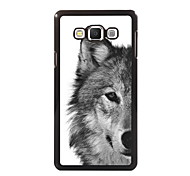 The Wolf Design Aluminum High Quality Case for Samsung Galaxy A3/A5/A7/A8