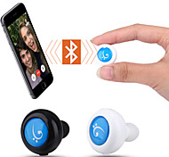 Sport Wear Bluetooth Stereo Headset in Ear with Microphone for Smart Phone