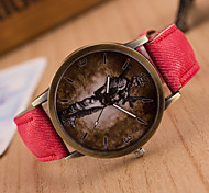 Men And Women's  Wristwatch Retro Quartz Brand New Watch Of The Soldier In The Crossfire Dial Reloj Mujer