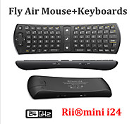 Rii i24 83keys Remote Control 2.4GHz Wireless Keyboard Mouse
