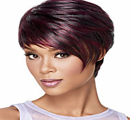 Fashion Women Lady Short Synthetic Hair Wigs