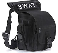Clothin Outdoor Waterproof Multi-purpose Tactical Waist Pouch Leg Bag