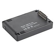 3.8V 1300mAh 4.94wh esteso indietro Battery Pack per GoPro eroe 4/3 + / 3/2