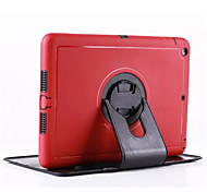 Up Heavy Duty Waterproof Dust/Shock Proof with stand Hang cover Case 360⁰ Case For iPad Air(Assorted Color)