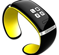 YY L12S Smart Bracelet Phone Call Step Show Time Vibration Massage for IOS Android