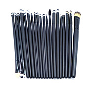 20Pcs Makeup Brushes Set Kit Professional Eyes Brushes