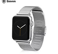 loop watch band for Apple Watch Iwatch Metal stainless steel mesh loop Hook closure clasp watch strap  42mm