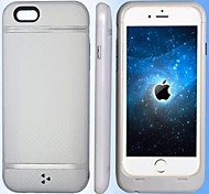 3200mAh External Portable Backup Battery Case for iPhone6(Assorted Colors)