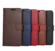 Crazy Horse Texture Leather+PC Inside Case HTC One M9 Mobile Phone Shell(Various Color)