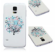The Trees Pattern TPU Soft Case for S3/S4/S5/S6/S6EDGE/S3MINI/S4MINI/S5MINI