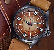 Brand Curren Men'S Watch Men Date Clock Men Casual Quartz Watch Leather Wrist Sports Watches Cool Watch Unique Watch