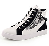 Men's Shoes Office & Career / Athletic / Casual Fashion Sneakers Black / Blue / White