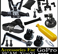 Accessori GoPro Montaggio / Con bretelle / Accessori Kit Per Gopro Hero 4 GalleggianteUniversali / Sub e immersioni / Pattinare /