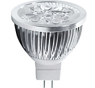 5W MR16 5LEDs 550lm lâmpada de luz LED spot lights (12v)