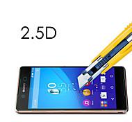 écran en verre trempé premium film protecteur pour Sony Z5