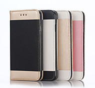 iPhone 7 Plus Luxury Pattern High Quality PU Wallet Leather Case for iPhone 6s 6 Plus