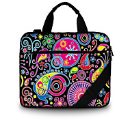 15.4 Inch Color Mystery Canvas Tote Bag Case  for All Notebook