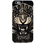TPU o estilo super-monstro tampa traseira caso para iphone 6plus / 6splus