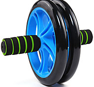Ab Wheels & Rollers Exercise & Fitness / Gym Men / Women / Unisex / Kids Leather / Iron
