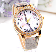 Freeshipping  Women's  Fashion retro cartoon   Figure Hot sell Ladies' punk Diamond Watch