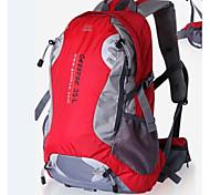 35 L Zaini da escursionismo / Zainetti da alpinismo / Ciclismo Backpack Campeggio e hiking / Scalata / Viaggi All'apertoImpermeabile /