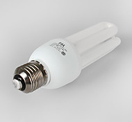 5 pcs FSL® E26/E27 T4 3U 23W 1200LM 6500K Cool White Light CFL Bulbs (AC220V)