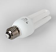 5 Stück fsl® e26 / e27 t4 3U 23w 1200lm 6500k kühlen weißes Licht CFL Birnen (220 VAC)