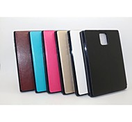 PU Wallet Ultra-Thin Voltage cell phone Holster for Blackberry Q30 Blackberry Passport (Assorted Color)
