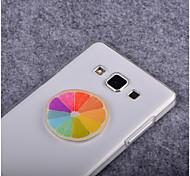 Lemon Pattern PC Hard Case for Samsung 7562/7580/G130/7390/G530/9060/G360/G350/G355/G313/G386F/G357/J1/J5/J7/G850