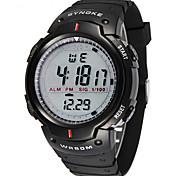 Men's Multifunction Mountaineering Waterproof Electronic Watches