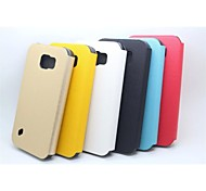 PU Wallet Ultra-Thin Voltage cell phone Holster for Samsung galaxyS6 active(Assorted Color)