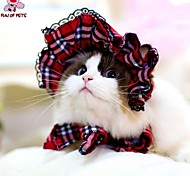 FUN OF PETS® European Style Maidservant  Cosplay Headgear  for Pets Dogs and Cats (Assorted Sizes and Colours)