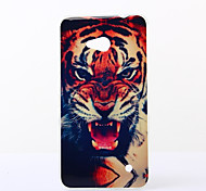 Fierce Tooth Pattern TPU Soft Case for Nokia N640
