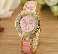 Women's Charm watch Quartz Quartz Wrist Watch (Assorted Colors)
