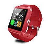 bluetooth reloj reloj u8 muñeca inteligente u SmartWatch para samsung s4 / NOTA 2/3, htc lg Xiaomi smartphones teléfono de Apple androide