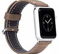 Hoco Classic Buckle Genuine calf-leather Strap Replacement  for Apple Watch 38mm、42mm
