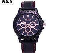 Men's Fashion Quartz Analog Silicon Sport  Bracelet Watch(Assorted Colors)
