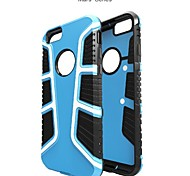 High Quality So Cool Mars Series Antiskid TPU+PC Cover for iPhone 6S Plus/6 Plus (Assorted Colors)
