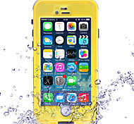 Waterproof Shockproof Dirt SnowProof Cover Case for Apple iPhone 6 (Assorted Color)