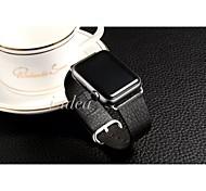 Newes superiore genuino cinturino in pelle in pelle strati multicolore moda per Apple iWatch 42 millimetri 38 millimetri