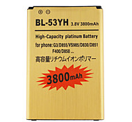 BL-53YH-GD Battery for LG G3/D855/VS985/D830/D851/F400/D850