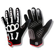 WEST BIKING® Mountain Biking Gloves Full Finger Gloves Cycling Gloves Warm Winter Riding Gloves