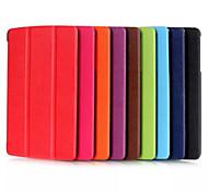 8-Zoll-Dreifach-Faltung hochwertigen PU-Leder für lg g Pad 2 8.0 v498 / g Pad f 8.0 (verschiedene Farben)