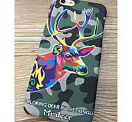 o novo estilo de shell do rei com água para iphone 6s 6 plus / iphone Plus (cores sortidas)