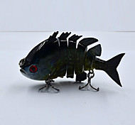 High Quality 3.2 Inch 15 G Slow Sinking Sun Fish Swim Bait Game Fishing Lure