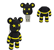 USB Flash Drive POPOBE Bear 16GB High Capacity USB2.0 Memory Stick