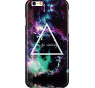 Mysterious star Pattern TPU  Back Cover Case for iPhone 6/iPhone 6S